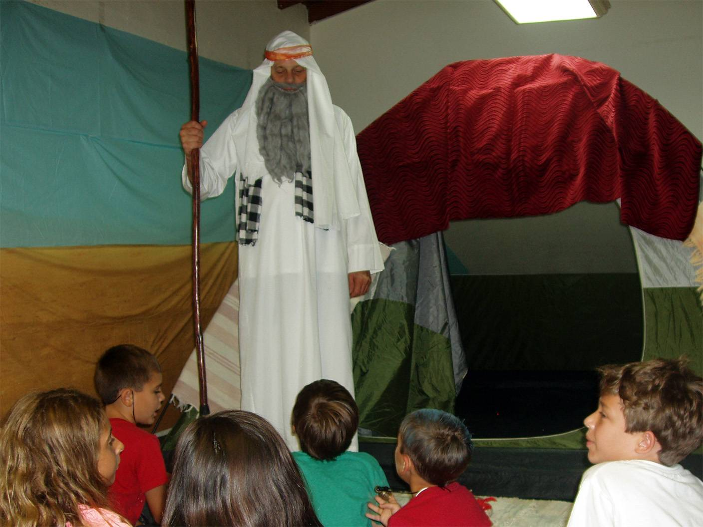 Moses' Tent #1