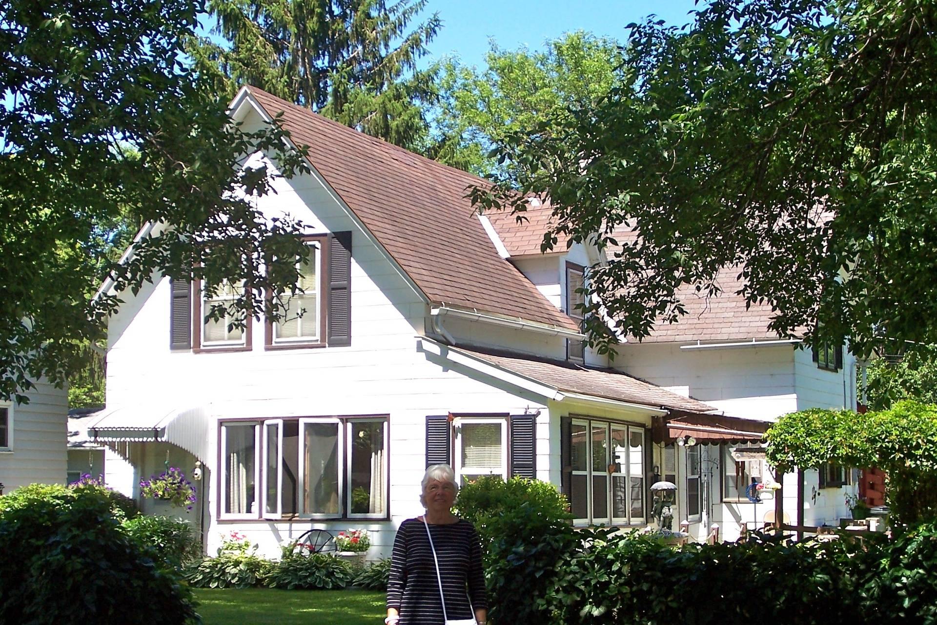 Knott Home in Raymond, MN 2006