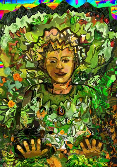 Son of Green Man