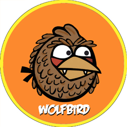 Angry Monsters Wolfbird