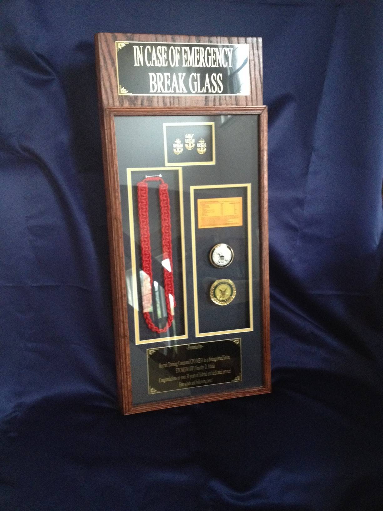 RDC Shadow Box
