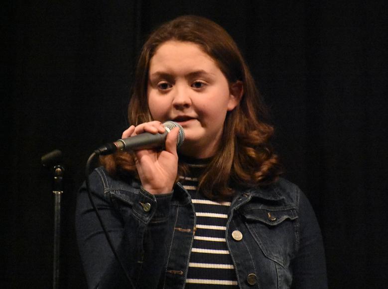 Makayla Baird - Eastmont