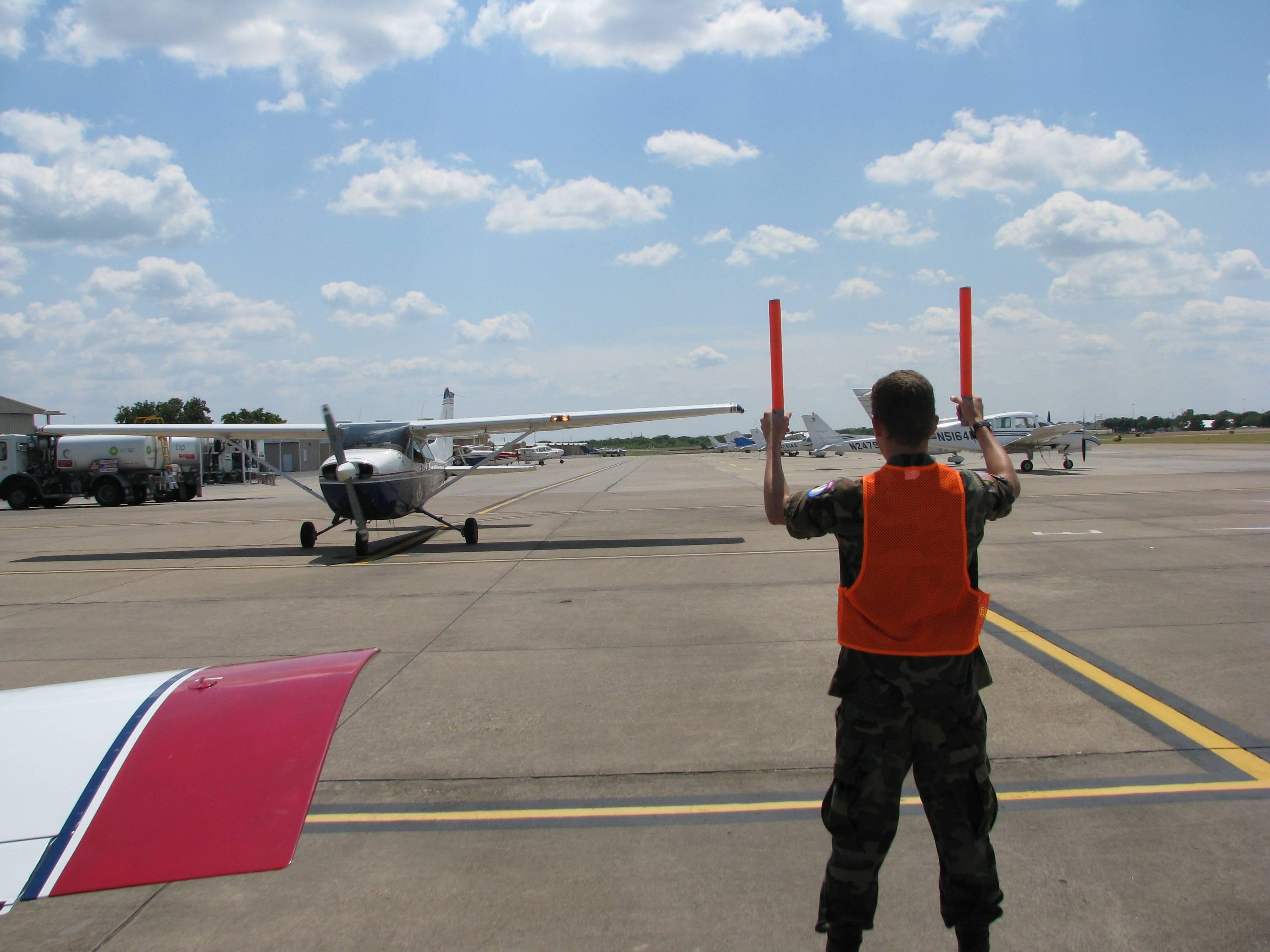 Flight Line Activities