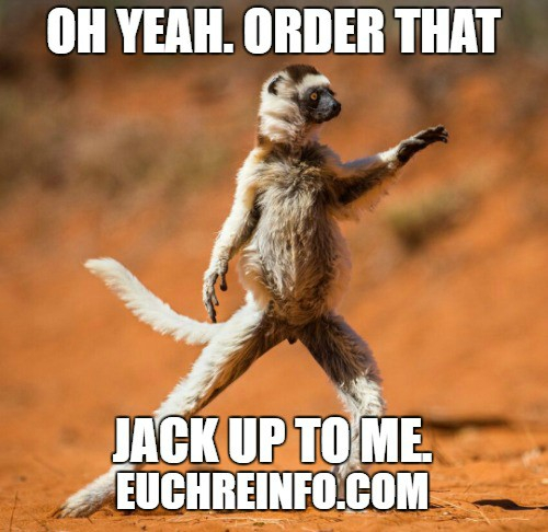 Oh yeah. Order that jack up to me.