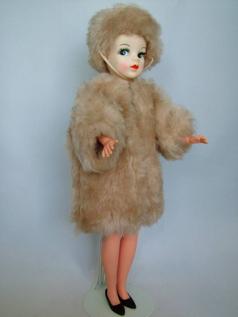 Fun Furs on a Centrepart