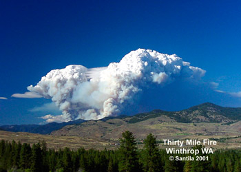 The Thirty Mile Fire