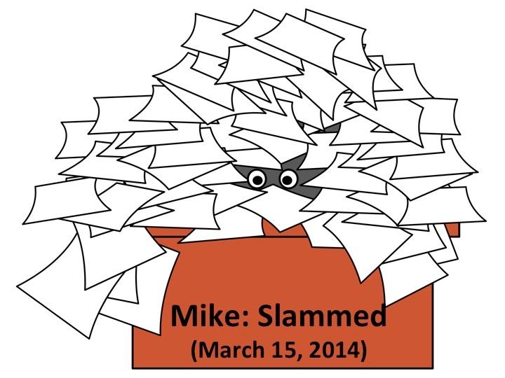 Mike: Slammed (March 15, 2014)