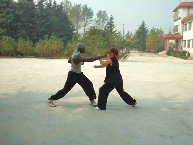 Shaolin applications class 3
