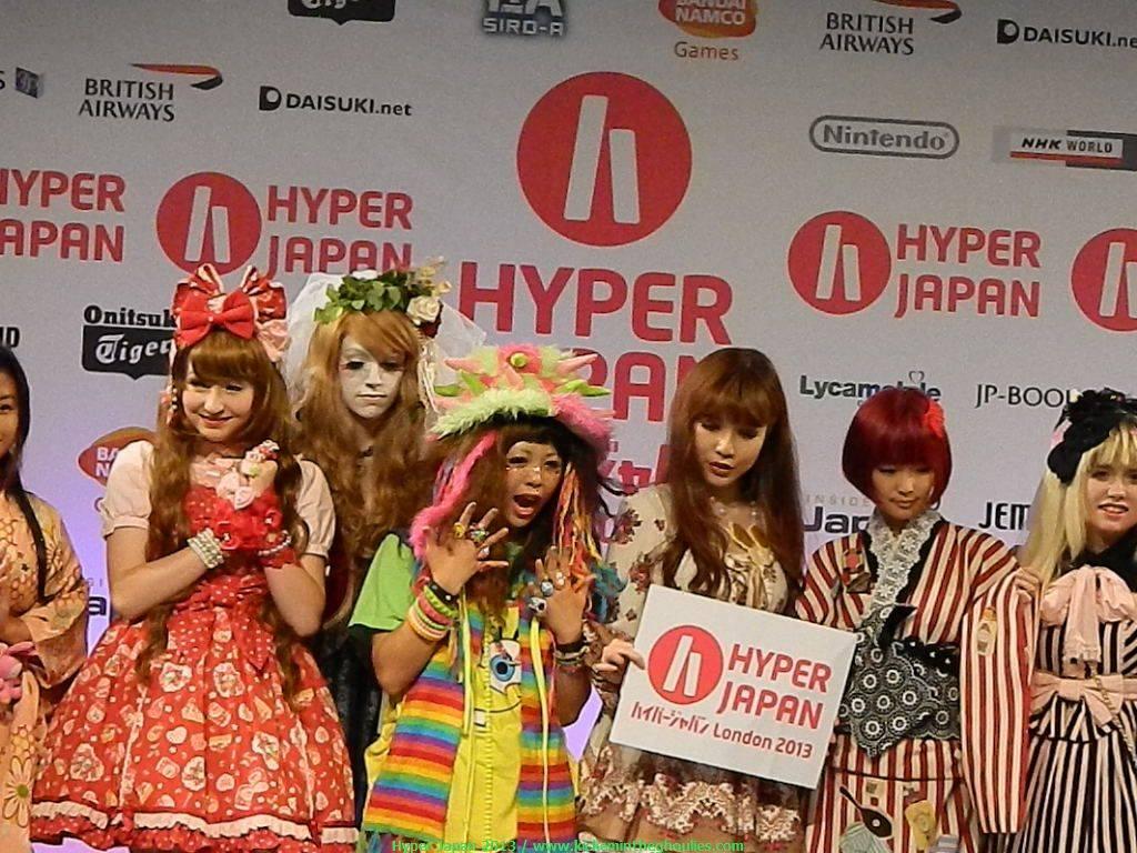 Yun*Chi and Tokyo Fashion