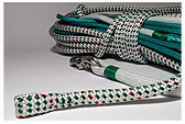 Halyard and Asymmetrical Spinnaker Sheet for a Chesapeake area J120
