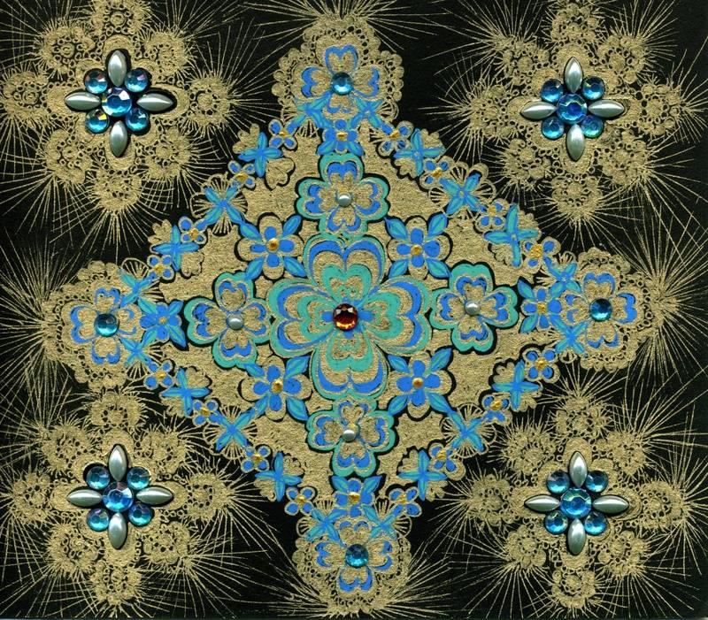 Pattern - Enamel-like