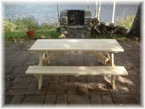4' Picnic table