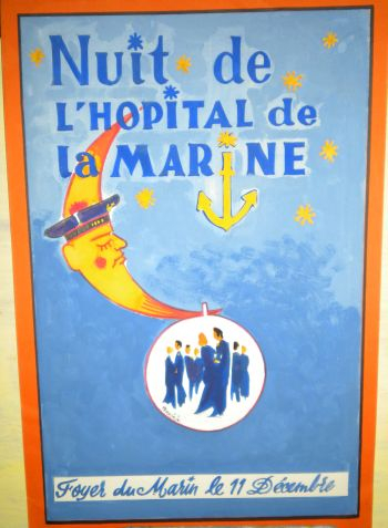 Nuit de l'Hopital de la Marine