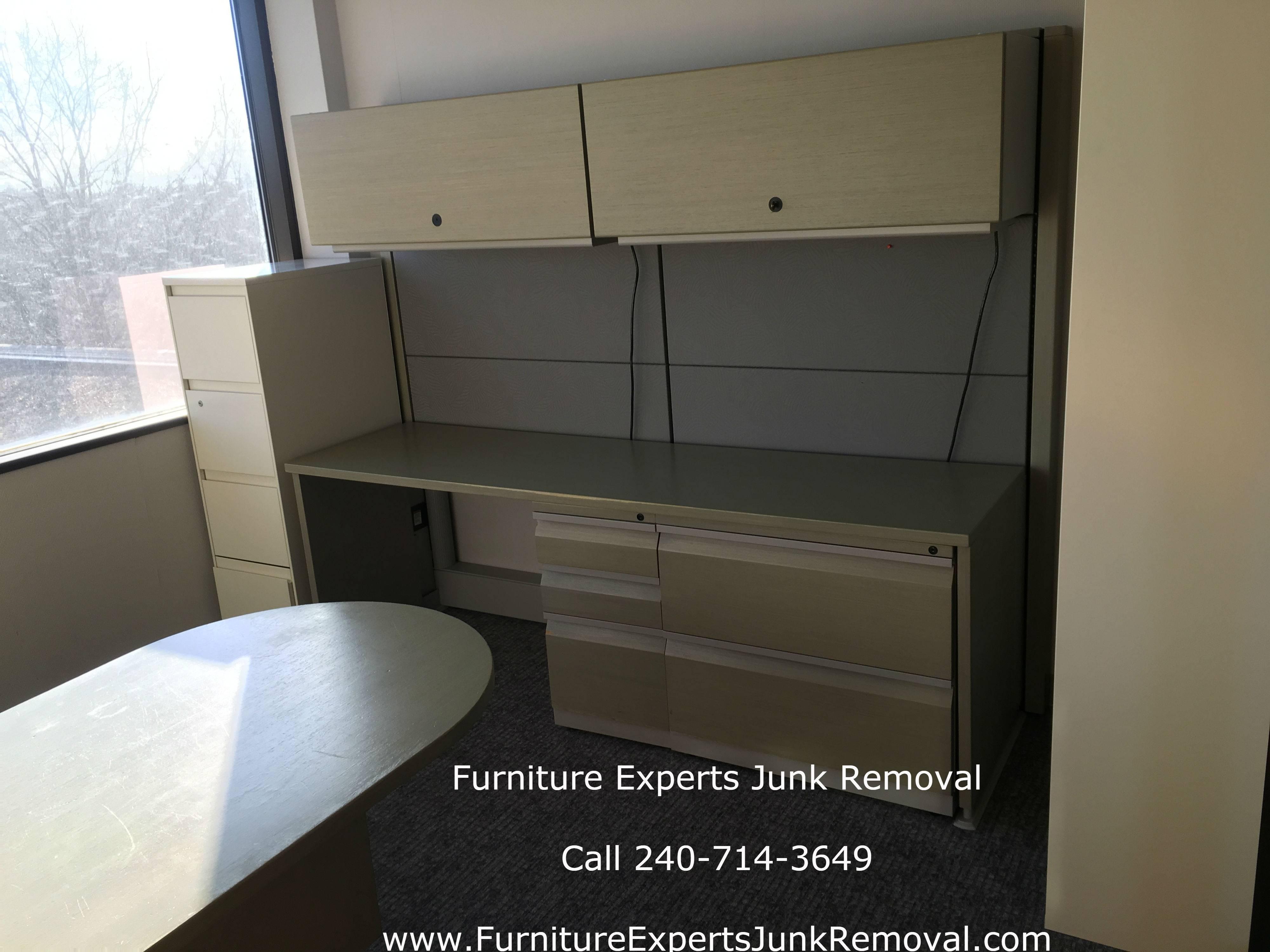 Junk office furniture removal in leesburg VA