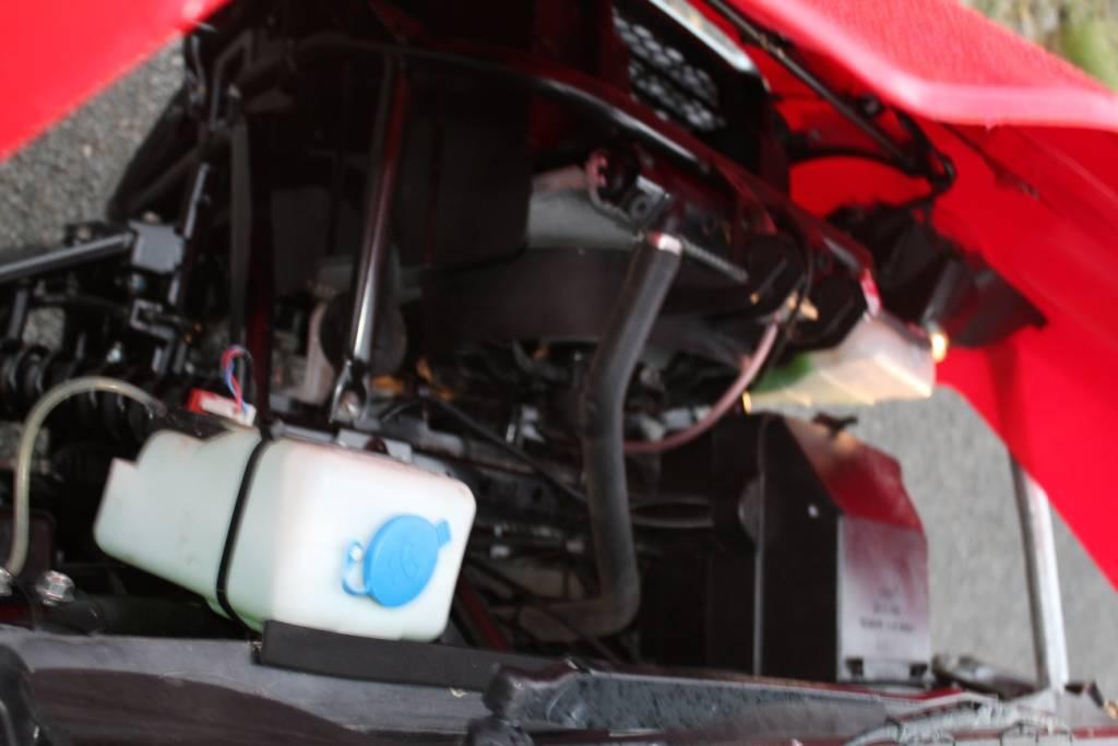 Honda MUV700, 2012
