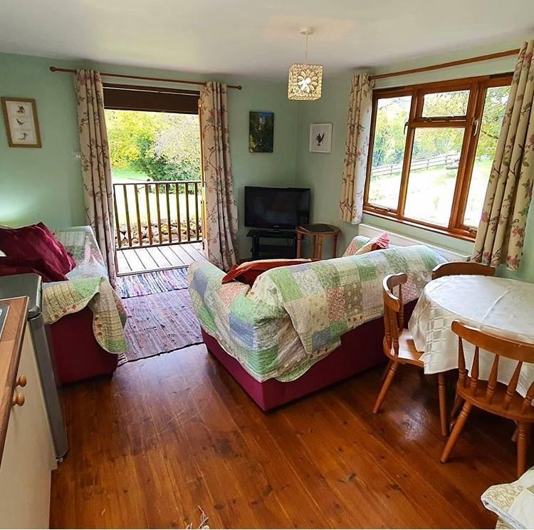 Living area towards veranda