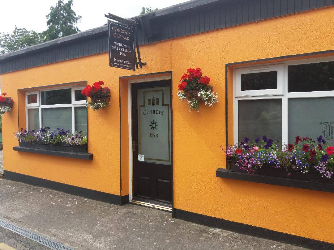 The World's 1st Self Catering Pub