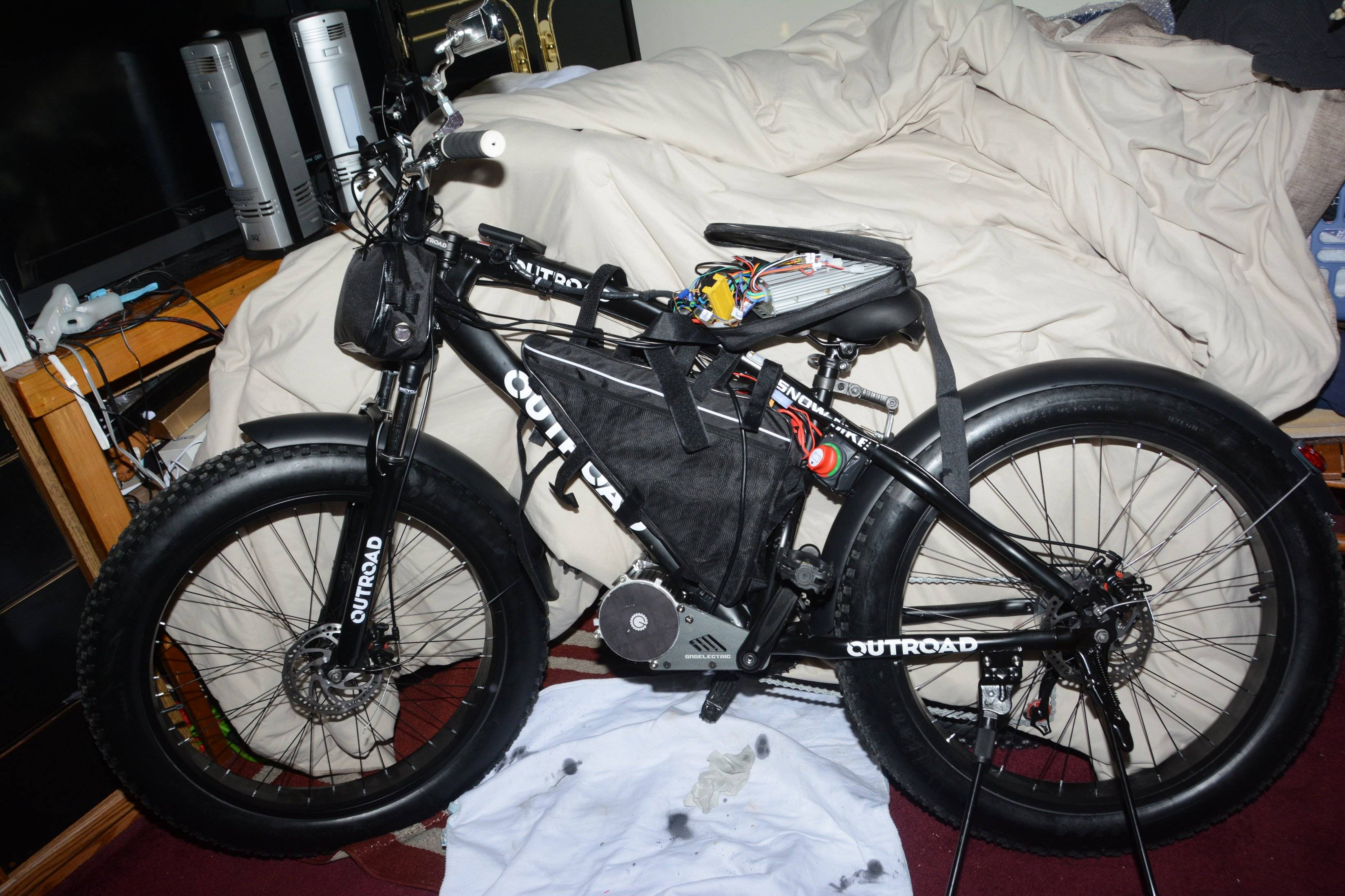 Very cool fat bike from USA