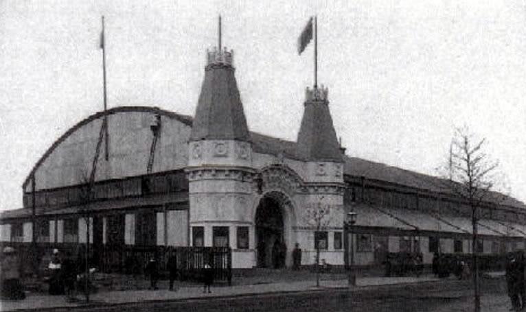 The Embassy, Birmingham - 1910