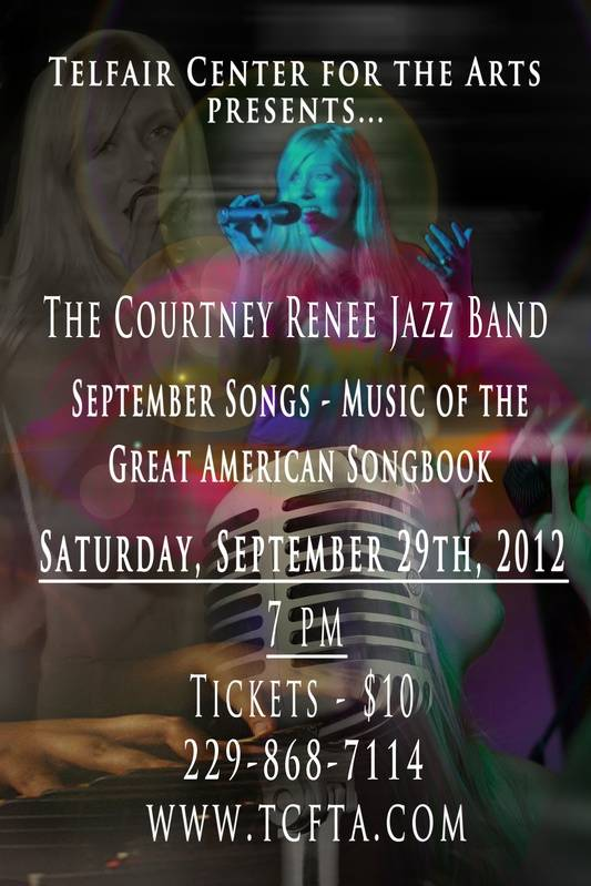 Courtney Renee Jazz Band