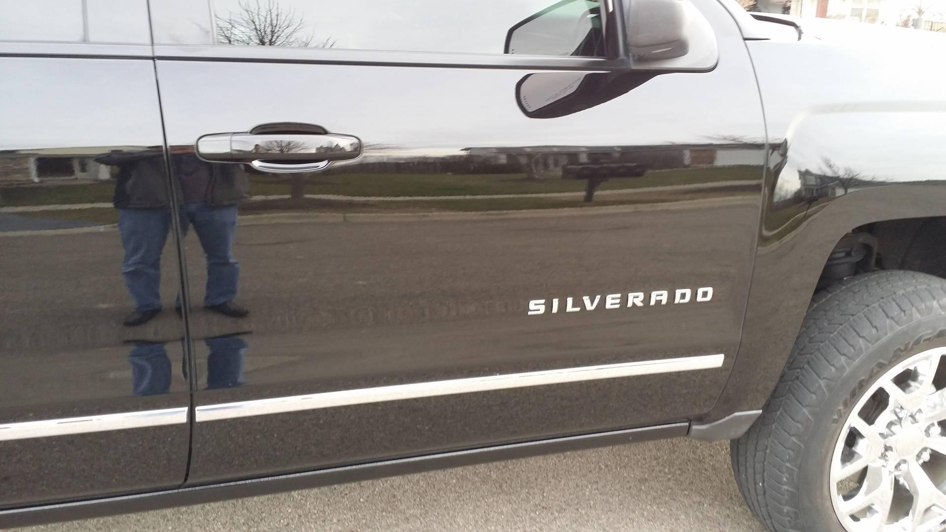 2014 Z71 Silverado
