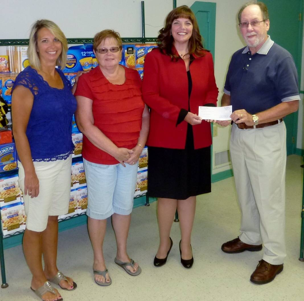 Keystone Nazareth Charitable Foundation grant