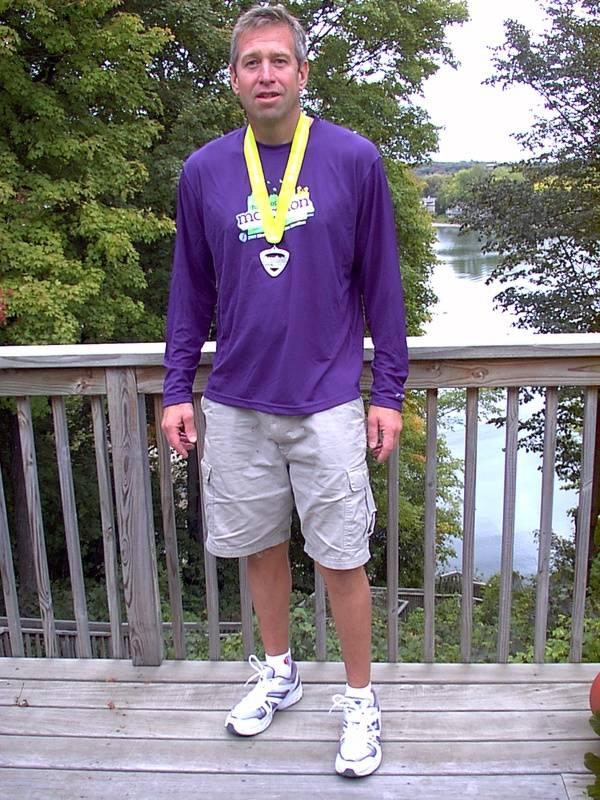 Twin Cities Shirt & Medal 2009
