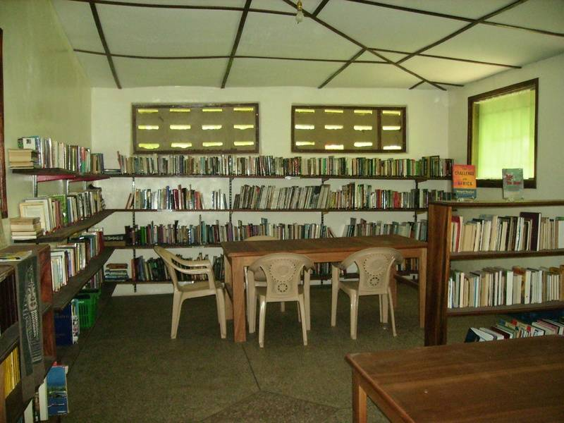 library/reading room