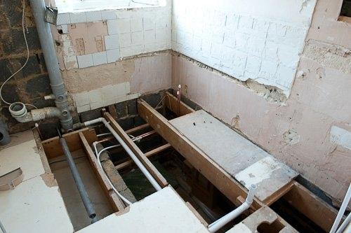 Hemel Hempstead, main bathroom
