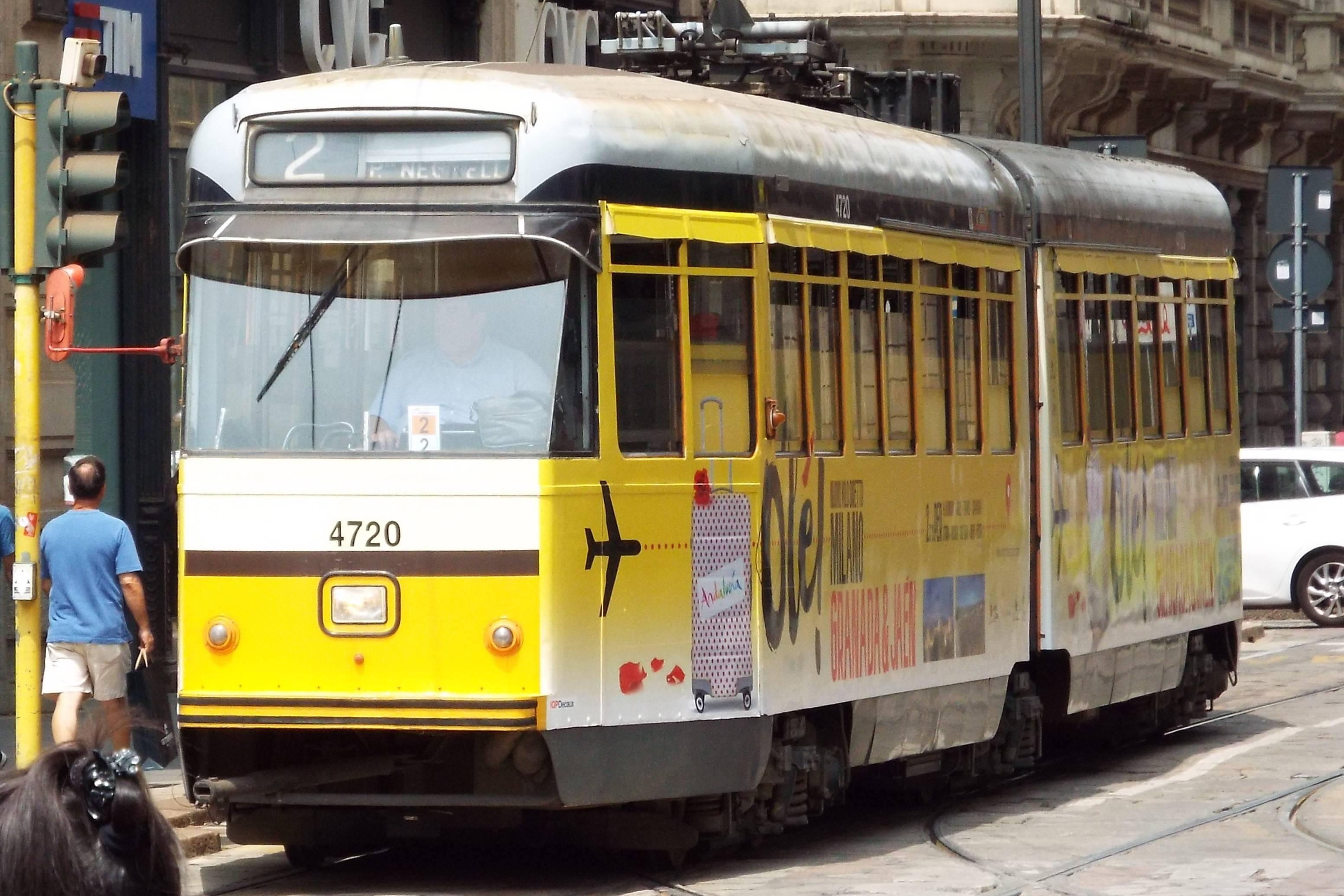 A Series 4700 Tram
