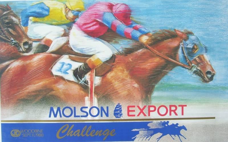 Molson Export Challenge at Woodbine