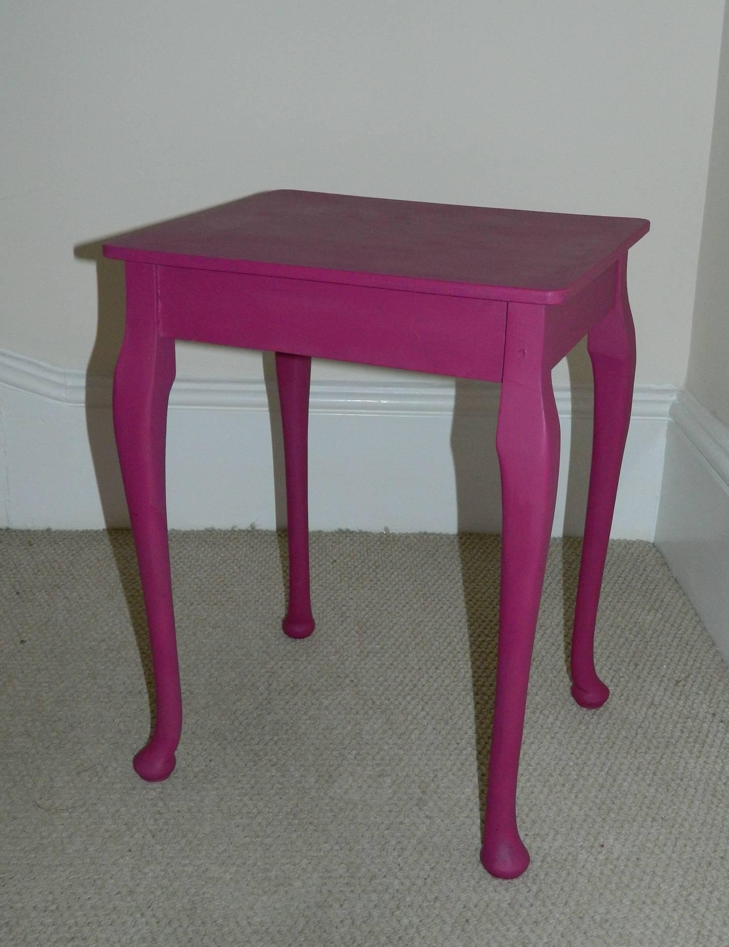 Simple little table