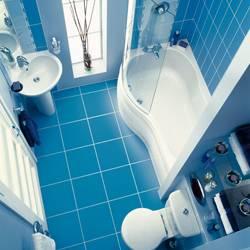 Small bathroom Amersham
