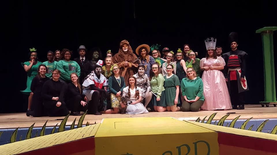 The Wizard of Oz (Spring, 2016)