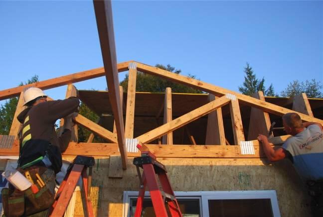 Home Construction by Steve Webster