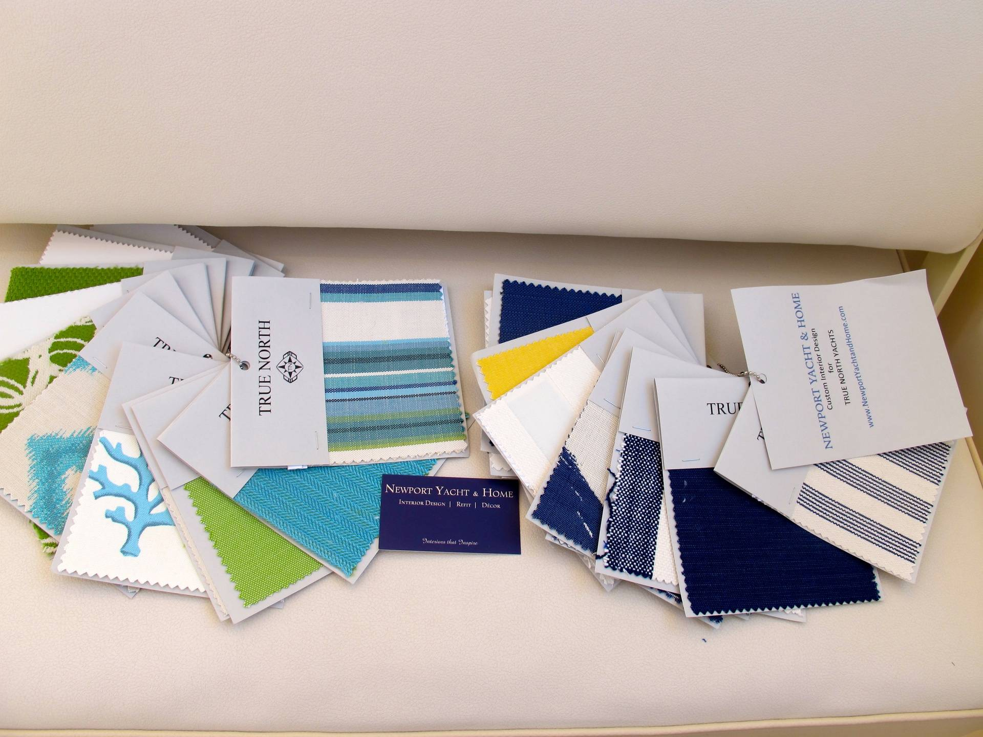 FABRIC GROUPS FOR INDIVIDUALIZED INTERIORS