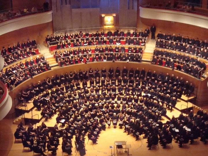 Pacific Chorale Choral Festival