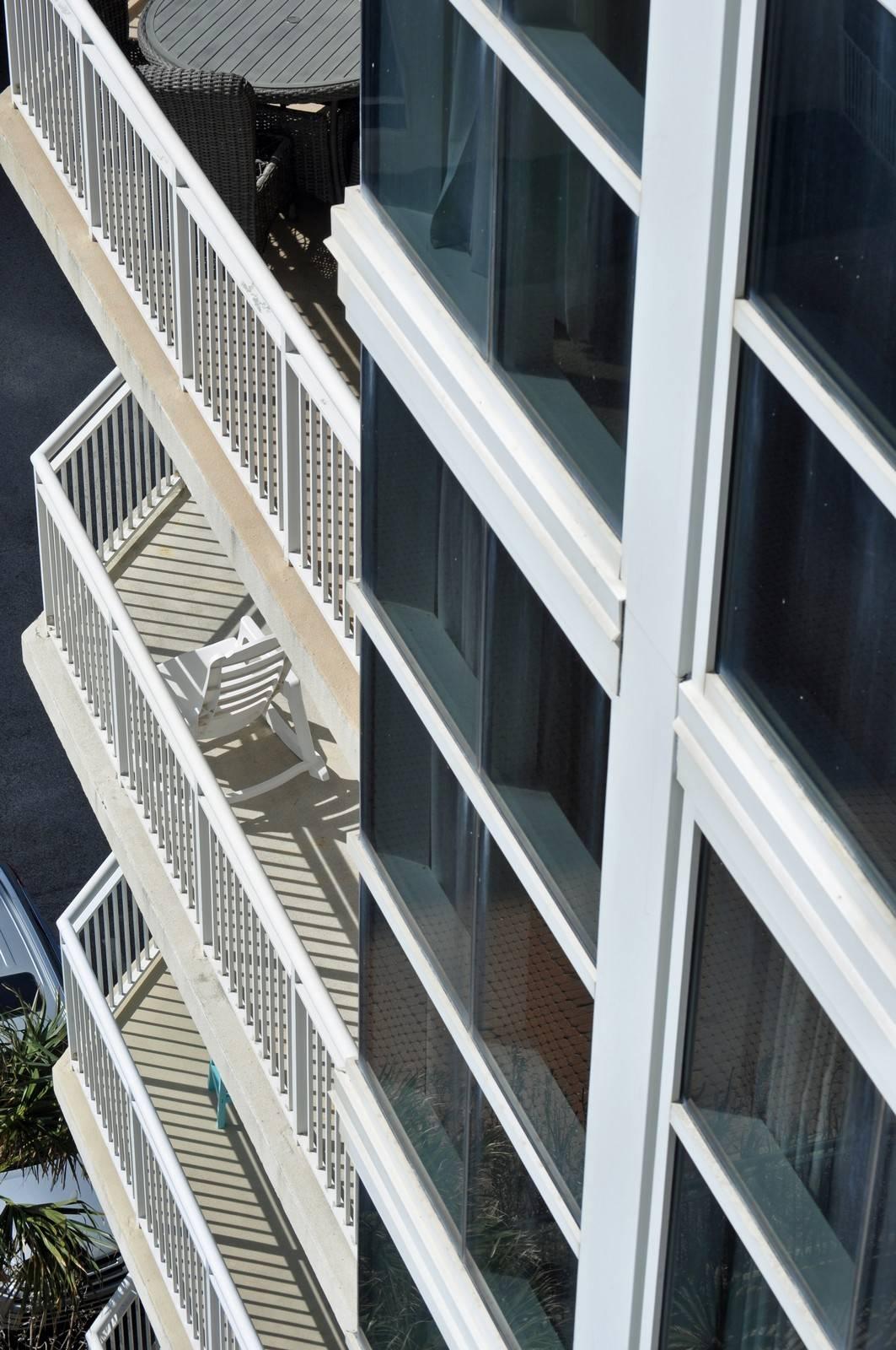 Perdido Key Balcony 2