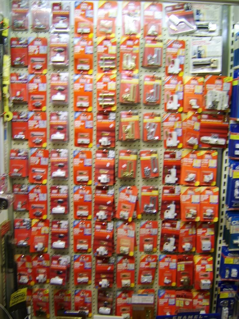 All major brands stocked
