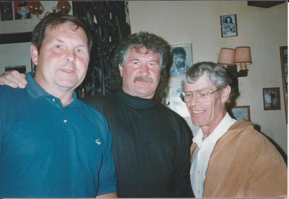 John Kenny & Mal Mason