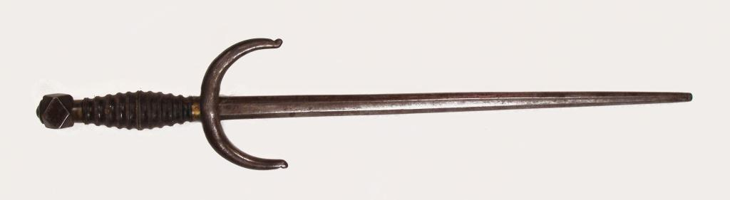 Overall length about 20.5 inch - 53 cm.