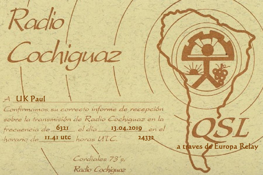 Radio Cochiguaz