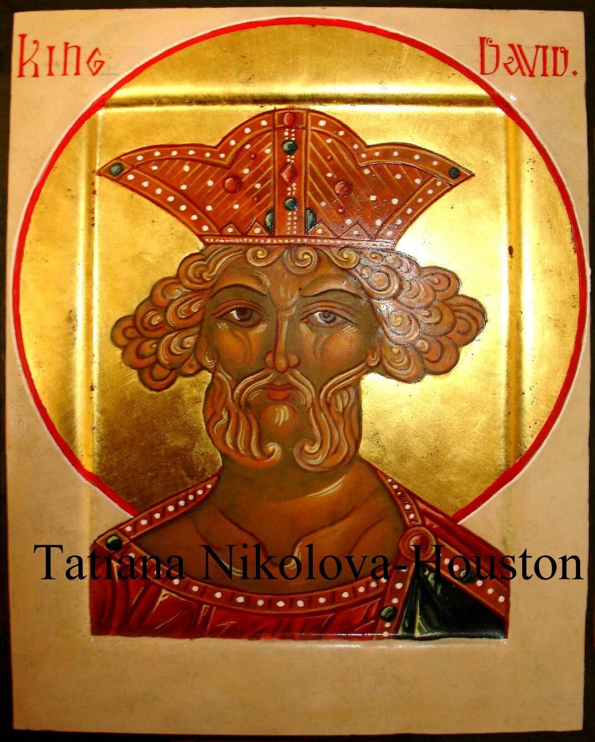 St. King David