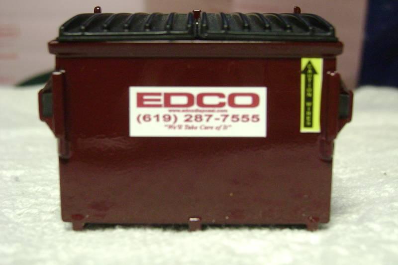 edco container