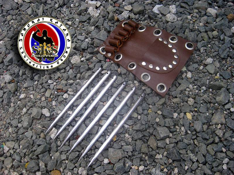 Bo Shuriken - Needle Thrower