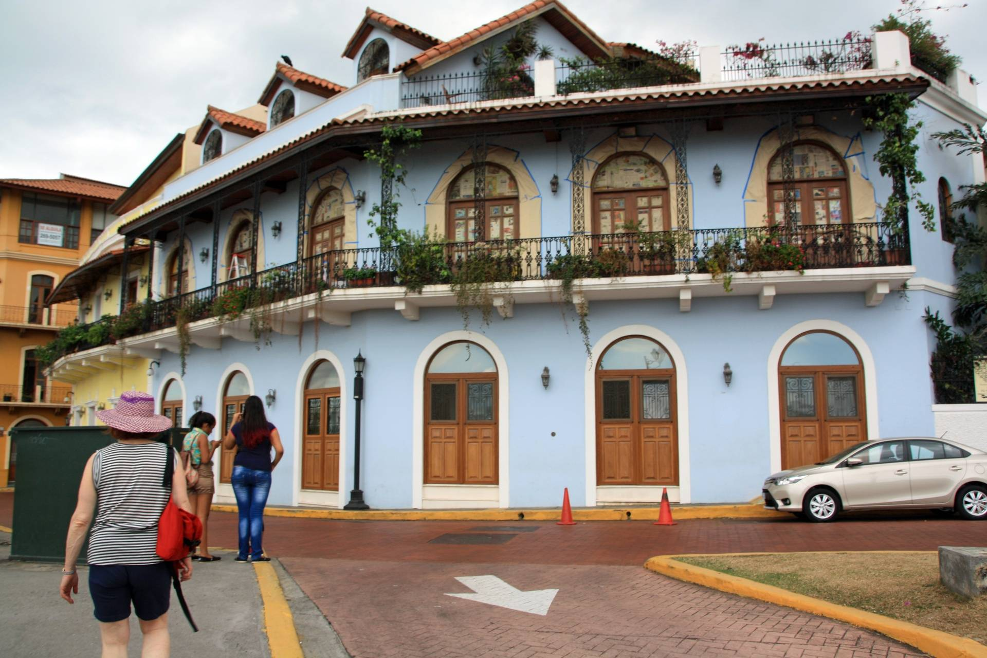 Panama City - Old Town