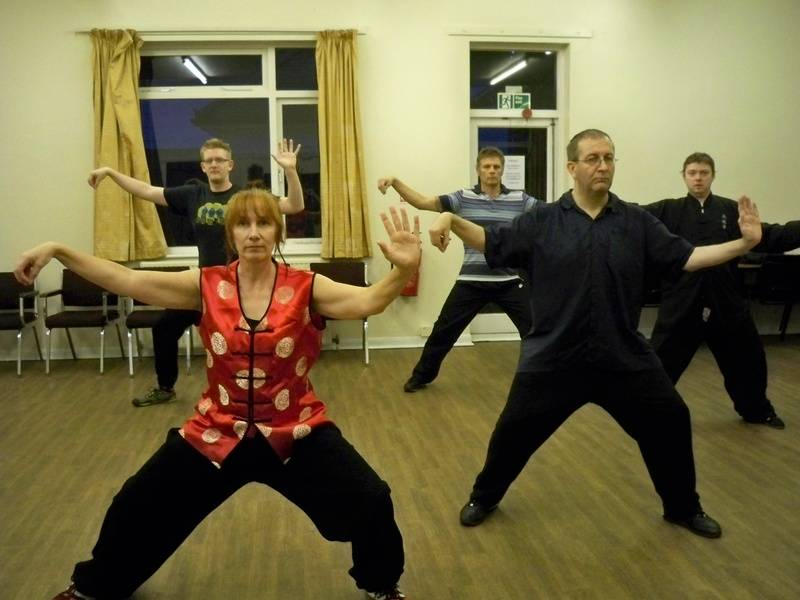 One of our classes 2011