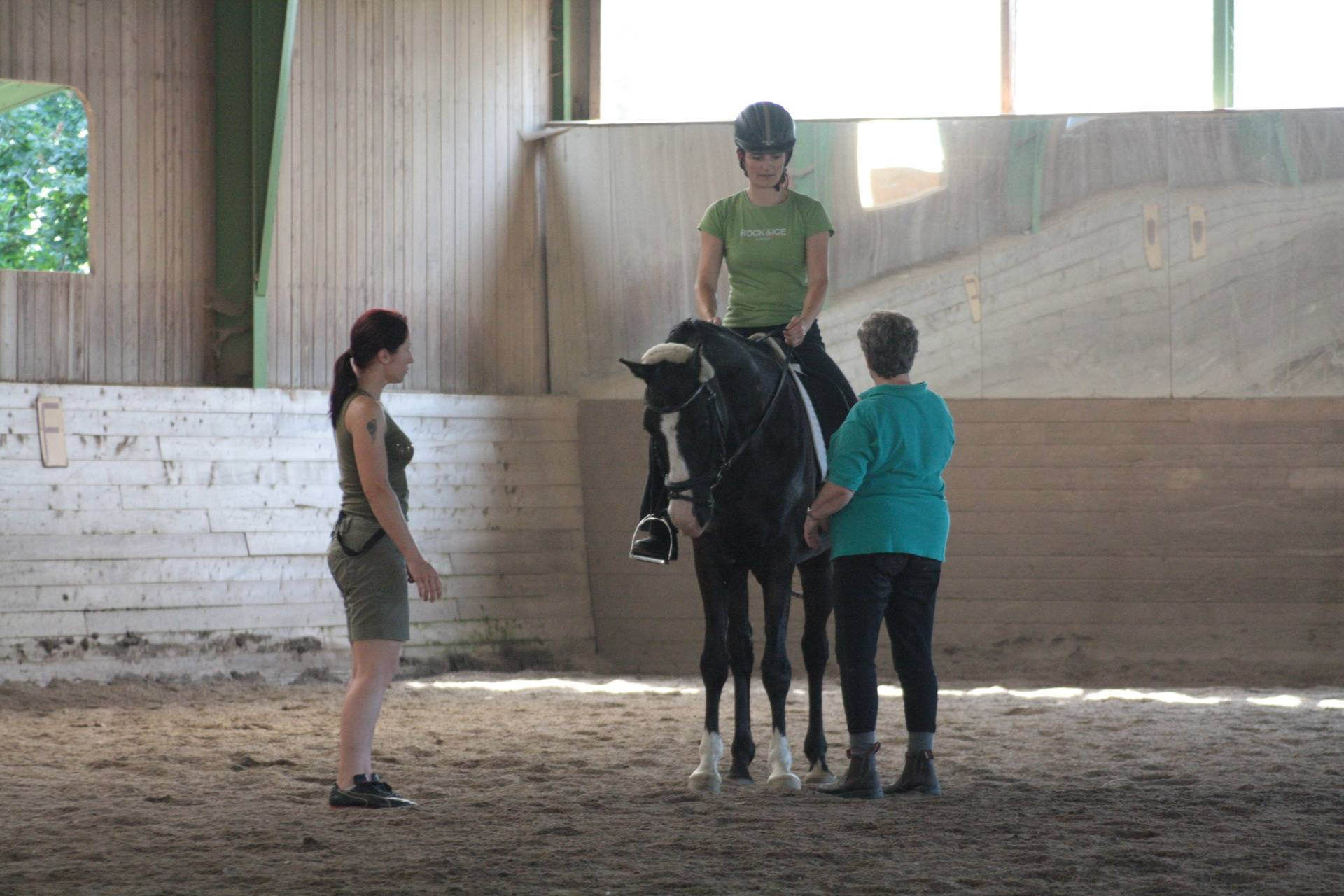 CR Inst Course in Austria 2012