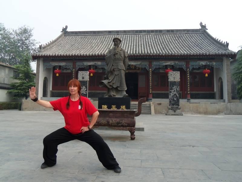 Chenjiagou - birthplace of Taiji