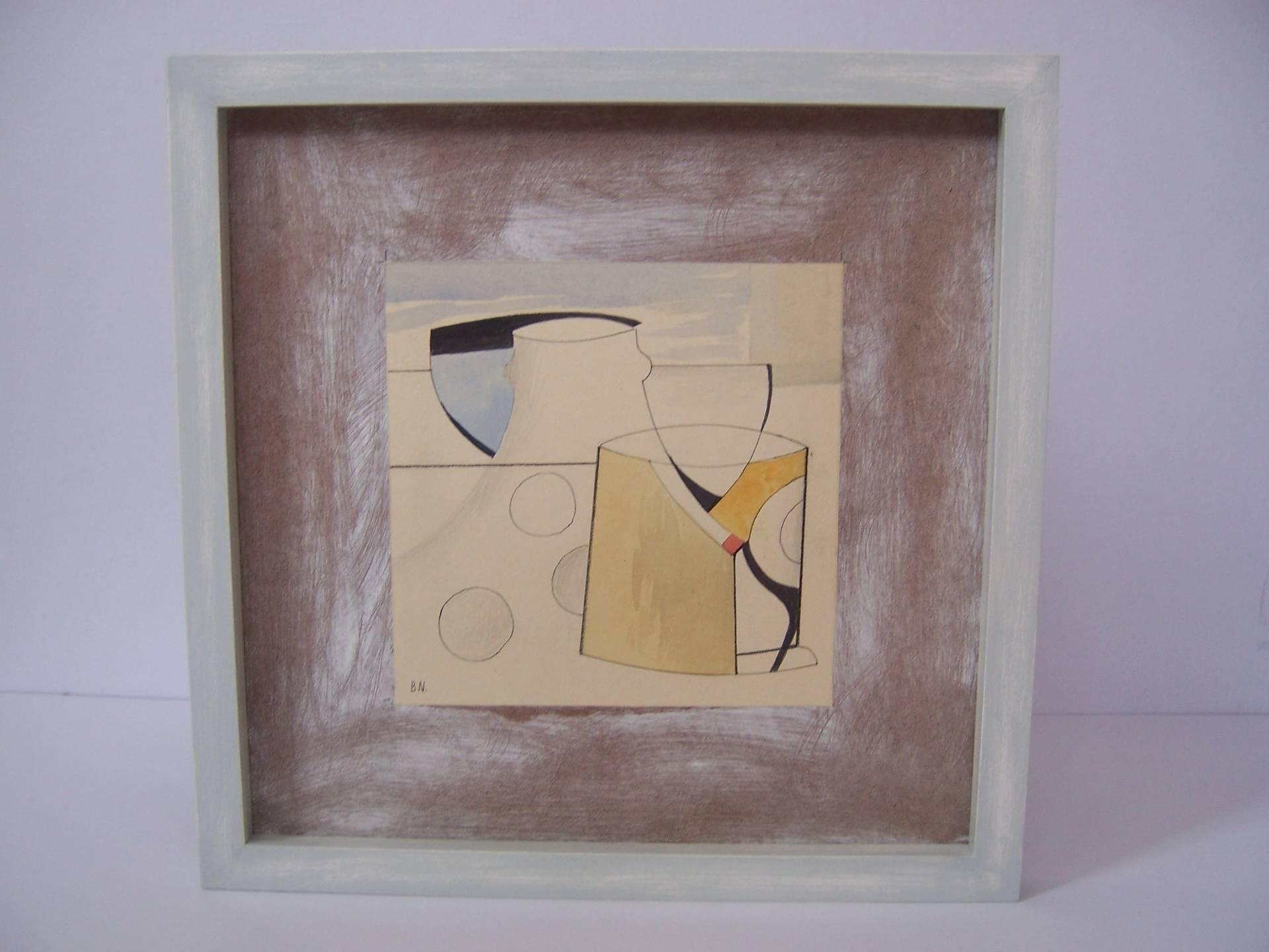 Ben Nicolson Float frame